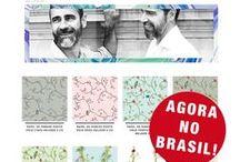 Snijder&CO - Brasil / A branco. é uma empresa do grupo bobinex, que tem 50 anos de experiência no mercado de papel de parede. Temos um compromisso com uma curadoria cuidadosa de estampas e com a qualidade de nossos produtos e buscamos ser uma plataforma de experimentação com o papel de parede. Por isso, convidamos artistas e ilustradores de diferentes cantos do mundo para desenvolver as coleções exclusivas de papel de parede branco.