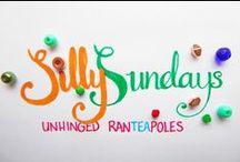<< Silly Student Sundays >> / Drinking Games, Procrastination Ideas, etc.)