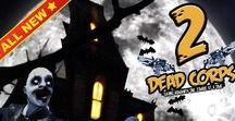 Dead Corps 2 Video Game / Dead Corps 2 is an action packed first person shooter video game that pits the player against legions of raging zombies. Available for download in GooglePlay and iTunes app stores today.