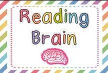 Reading Brain / by First Grade Brain