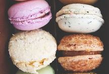 Delectables / Food that's pretty  / by Angelina Scianna