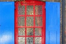 Color in Contrast / by Jennifer Burns