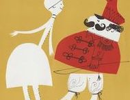 ILLUSTRATIONS - 1960s-70s