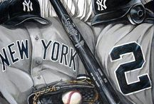 The Man and the Team!  Derek Jeter / by Tammy Smart