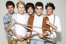 One Direction! <3 a.k.a the Future Fathers of my Children  / and future husbands  / by Mary Golub