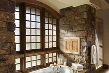 Bathrooms / by Cindy Nielsen