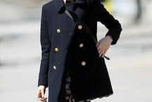 baby, it's cold outside / gorgeous coats and jackets for the winter / by Emily C
