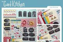 Card Kitchen Kits
