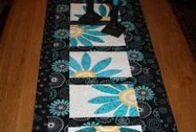 Tablerunners & place mats