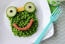 Fun Food { for my son }