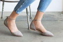 Flats, Sneakers, and Sandals / by Angelina Scianna