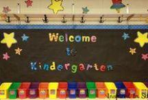 Kinder Ideas / by Jennifer Bick