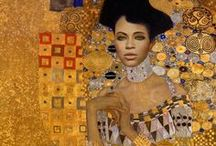 Klimt: The Artist at Work / The inspiration behind our fall 2014 collection
