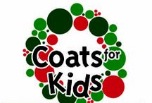 Coats for Kids / Thanks to the combined efforts of 2,200 volunteers, coat donations from across the community, and generous cash donations for new coats, the children of Central Texas can be warm this winter.