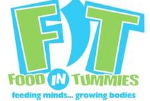 FIT - Food In Tummies / Our FIT program provides approximately 1,500 children healthy food options for the weekends during the school year on a weekly basis.