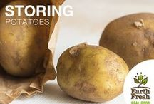 All About Potatoes / Everything and anything you need to know about potatoes! From nutrition facts to cooking tips and more.