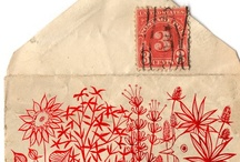 Projects: Packaging & Correspondence / by Michelle Vaughn