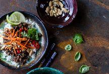 yum yums / Yummy food & recipe ideas.  / by Zie Darling