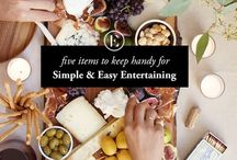 party ideas / Tips and inspiration for planning your perfect party. Costume ideas, decorations, food, drinks & all manner of fun things  / by Zie Darling