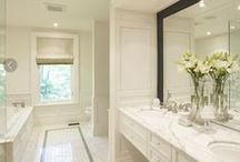 Washroom Ideas / by Colleen Anderson