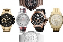 Jewelry Trends: Mens Watches / by Mavatar