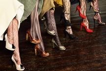 Fashion Trend: Tights / by Mavatar