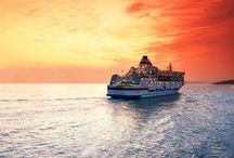 Cruises / Cruises! Here you'll find Cruises of every type. Whether it's a Mediterranean cruise, Caribbean getaway, or island-hopping in Europe, you'll find our favourite shots of ships here.