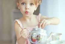 Tea is served / Tea party ideas and what food to serve / by Susan Clevinger