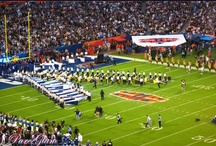 Superbowl - American Football - Super Bowl - Miami & New York / The biggest sport event in the USA - SuperBowl