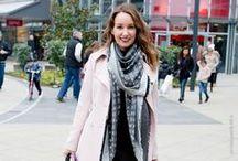 Coats & Jackets & Mäntel Lookbooks - by pureGLAMtv / My coats I love to wear during winter, summer, fall and spring - Trenchcoats and winter coats - Mäntel und Jacken