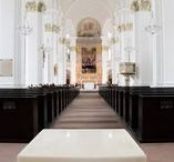 Churches, Cathedrals & Minster - Kirchen & Dom / Beautiful churches, cathedrals and minster all over the world - inside and outside pictures #church #cathedral