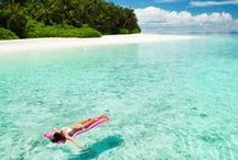 Holidays in paradise / Definition: 'An ideal or idyllic place or state.' For most of us this conjures up an image of mile upon mile of soft white sands, turquoise waters and palm trees!