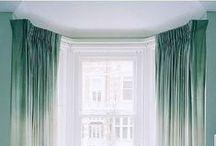 curtain ideas / by Syaki