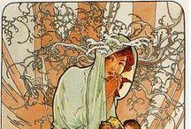 Art Nouveau / Art and objets d'art from the Art Nouveau period