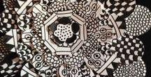 ZenJoanie / My Zentangle Creations