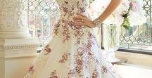 Weddings ~ Pastels / Wedding ideas in pastel colours