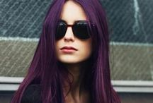 Purple = Power