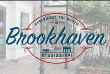 Eat, Stay, Play / Entertainment, food & fun in Brookhaven, MS.