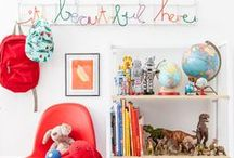 Kids Rooms / by Caitlin Kruse