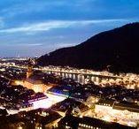Heidelberg, Germany - Travel Blog / Beautiful moments and pictures of Heidelberg in Germany #heidelberg #germany