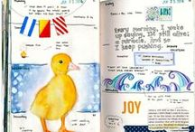 jenny's sketchbook / come and visit ♥ www.jennys-sketchbook.com / by Jennifer Frith, Artist