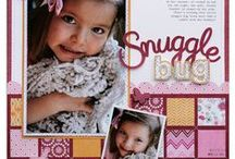 Be creative - scrapbooking layouts, fonts, etc / So many inspirational and talented scrappers out there ... / by Wendy Urban