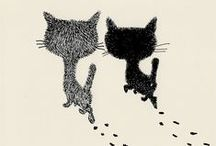 Cats / by Marloes Tobé