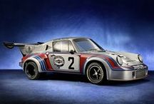 Racing Liveries / by Martin Broenkow