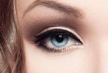Smokey Eye Make-up Looks  / Check out all the amazing ways to get a smokey eye.  There is one for everyone...we love them all.