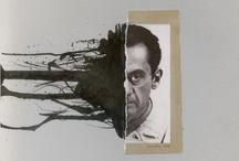 Inspiring Artists, self portraits