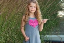 Made in USA children's clothing we love / We love these clothes - they are made in the U.S.A.!