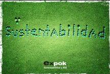25 formas de escribir sustentabilidad / by Expok Sustentabilidad y RSE