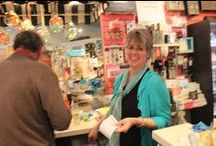 The Nifty Things! Family  / What makes Nifty Things! successful is no secret.  We are family run & have the best people!  We work hard & sell the most unique items way before other stores get them.  We change almost 50% of the store items several times a year.  And most important, we have fun doing it!  And that's why our customers keep coming to our stores.  They want to see what's new…and what's hot!  With 3 locations & a web store we continue to grow!