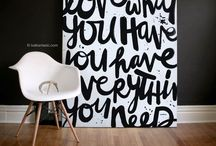 DIY - Wall Decor / by Karissa Stucki